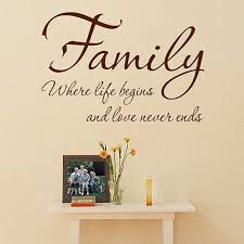 The  Best Family Wall Quotes Ideas On Pinterest Word Wall - Family room wall quotes