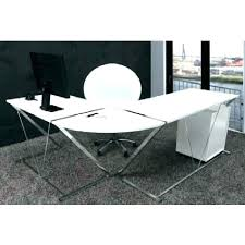 bureau blanc moderne bureau angle design bureau angle informatique moderne dangle design