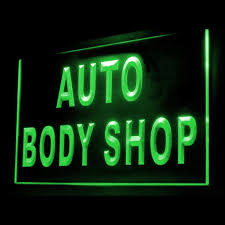 led lights for body shop 120046 auto body shop repair washing polishing cleaning service led