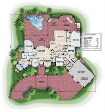 mediterranean home floor plans mediterranean house plans beautiful home floor award winning