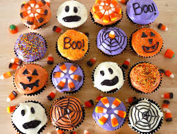 Halloween Cupcakes Cake by Halloween Pumpkin Cupcakes U2013 Festival Collections