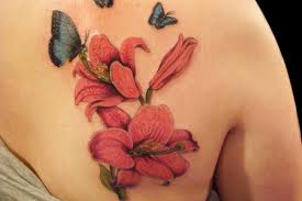30 beautiful and traditional flower tattoos with meanings