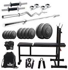 headly 100 kg combo 5 home gym amazon in sports fitness u0026 outdoors