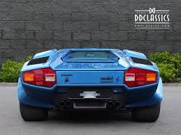 classic lamborghini countach used 1984 lamborghini countach for sale in surrey pistonheads