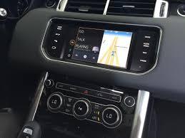 land rover car jaguar land rover debuts justdrive smartphone app at la auto show