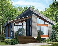 800 Square Foot House Plans Plan 80878pm Dramatic Contemporary With Second Floor Deck
