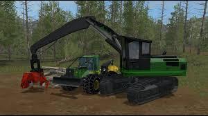volvo vnl 780 blue truck farming simulator 2017 2015 15 17 farming simulator 17 forestry on fdr logging 003 youtube