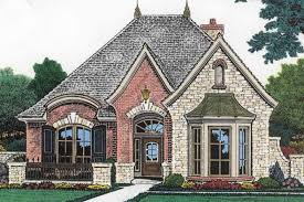 narrow lot 2 story house plans narrow lot castle hwbdo14581 country from 2 story house