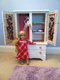 18 inch doll storage cabinet diy american armoire american pinterest american