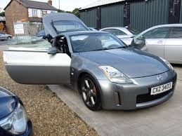 nissan 350z used uk cars for sale archive muscle cars uk