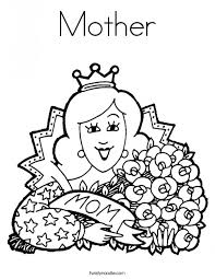 coloring pages mother coloring pages and daughter page dvw