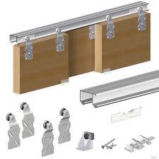 Patio Door Accessories Tracks For Sliding Doors Nice Sliding Door Hardware For Interior