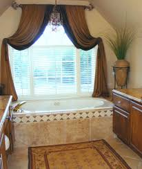 window treatments best curtains for arched windows curtains for