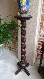 Plant Pedestal 31 Best Trinket Tables Images On Pinterest Plant Stands