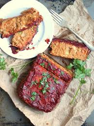 almost classic chickpea vegan meatloaf a vegetarian thanksgiving