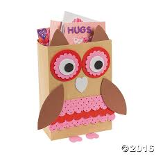 Valentine S Day Homemade Gift Ideas by An Adorable Valentine Holder Made Out Of A Brown Paper Lunch Bag