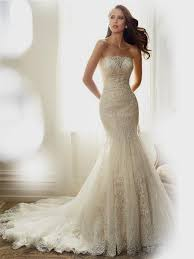 strapless corset lace wedding dress naf dresses