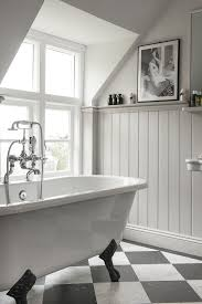 panelled bathroom ideas how to make tongue groove modern modern woods and grey