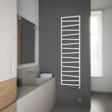 Small Heated Towel Rails For Bathrooms What Is A Dual Fuel Towel Rail