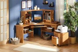 impressive computer corner desk with hutch awesome furniture home