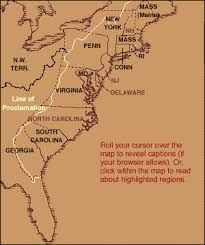 colonial america map africans in america part 2 map the revolutionary era