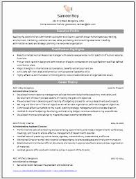 Office Administration Resume Samples by Download Administrative Director Sample Resume