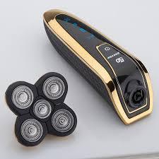 Alat Cukur alat cukur elektrik 5 pisau untuk hasil mencukur lebih sempurna