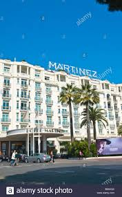 cannes la croisette the luxury art deco martinez hotel