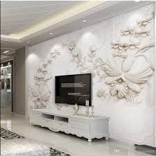 3d wall murals white european style orchid flowers for home 3d wall murals white european style orchid flowers for home decoration tv sofa background wall living room 3d stereo wallpapers free high resolution