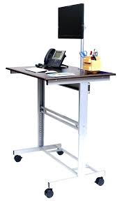Standing Height Desk Ikea Standing Height Desk Ikea Picturesque Adjustable Standing Desk
