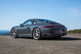 porsche 911 reviews 2017 porsche 911 second drive review