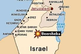 sheva israel map sheva map and sheva satellite image