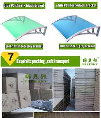 Awning Waterproofing Patio Awning Cover Waterproof Awning Buy Polycarbonate Door