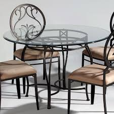 wrought iron dining table glass top wrought iron glass top dining table chintaly imports the perfect