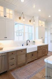 farmhouse kitchens with white cabinets tips for styling a farmhouse kitchen s plate