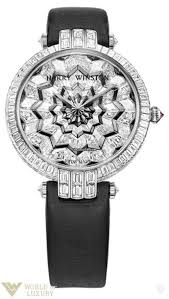 gold lamborghini with diamonds harry winston high jewelry premier hypnotic star 18k white gold