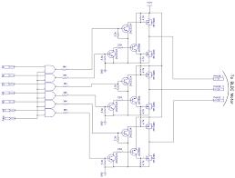 brushless dc motor control circuit diagram juanribon com phase