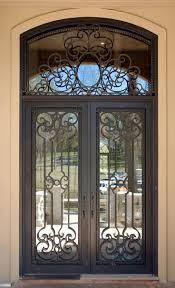 Exterior Door Security Burglar Proof Front Door Best Security Doors For Homes Decorative