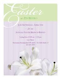 easter brunch invitations easter westlake ca