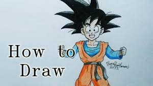 goten dragon ball super 5k wallpapers how to draw goten from dragon ball z by zaromaru youtube