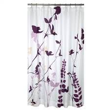 Purple And Brown Shower Curtain Wonderful White And Purple Shower Curtain Part 1 Black And