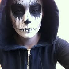 Cool Scary Halloween Costumes 45 Examples Diy Halloween Makeup Halloween Makeup Halloween