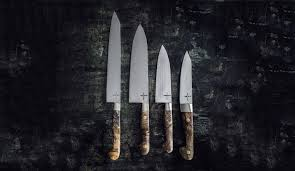 Thomas Kitchen Knives Town Cutler Handmade Knives Sharpening Chef And Culinary Goods