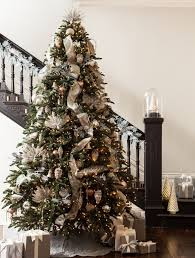 Popular Artificial Silver Tip Christmas Tree by Top 5 Most Realistic Artificial Christmas Trees Balsam Hill Blog