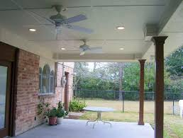 Outdoor Ceiling Fan And Light Patio Outdoor Ceiling Fan With Light Landscaping Backyards