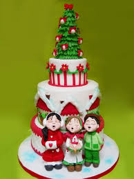 Christmas Cake Angel Decorations by 182 Best Christmas Cakes Images On Pinterest Christmas Cakes