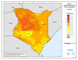 Kenya Map Africa by Company Plans 10 Mw Concentrated Solar Power Project In Kenya