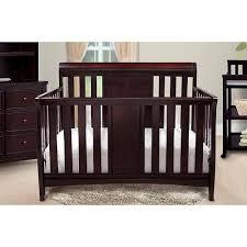 Convertible Crib Babies R Us Delta Bennington Sleigh 4 In 1 Crib Chocolate Delta