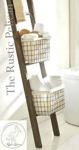 bathroom storage ladder u2013 sequoiablessed info