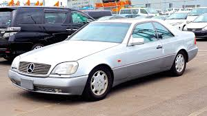 mercedes auction 1995 mercedes s600 coupe v12 auction purchase review